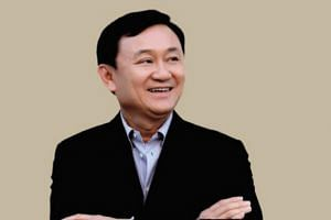 Former Thai prime minister Thaksin Shinawatra was ousted in a coup in 2006 and has lived in self-imposed exile since 2008.