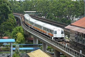 Transport Minister Khaw Boon Wan said about $4.5 billion will be spent in the next five years to build, replace and upgrade rail operating assets in the network, including trains and signalling systems.