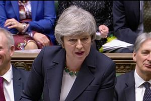 British Prime Minister Theresa May is aiming to earn herself another two weeks of breathing space, promising Parliament further opportunities to have a say over what happens next if she can't get a deal.