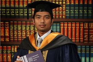 The candidacy of Muhammad Aiman Zainali, a 30-year-old engineer was announced on Feb 14, 2019.