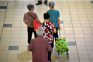 By 2030, one in four Singapore residents will be 65 and older, and informal caregiving arrangements will grow as the population ages.