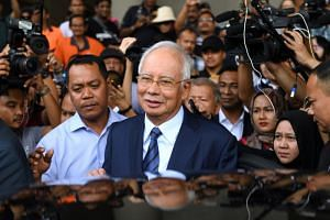 Former Malaysian prime minister Najib has pleaded not guilty to charges of criminal breach of trust, money laundering and abuse of power and his trial was originally set to begin on Feb 12, 2019.
