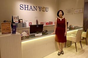 Dr Jenny Quek, 66, who serves as president of social service organisation Shan You, said she is looking forward to learning more new skills, with more volunteering or new learning opportunities.