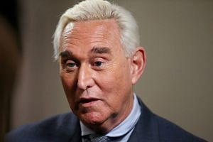 "In a text message to The Washington Post on Monday (Feb 18), Roger Stone said the photograph of Ms Jackson had been posted by a ""volunteer"" who helps him with his social media accounts."