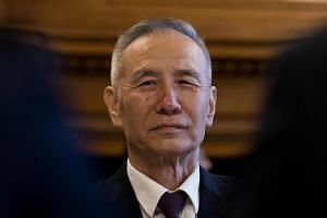 Chinese Vice-Premier Liu He is scheduled to meet US Treasury Secretary Steven Mnuchin and US Trade Representative Robert Lighthizer.
