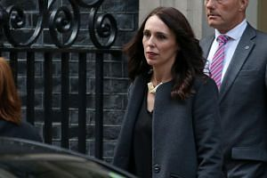 New Zealand Prime Minister Jacinda Ardern said her government is working through a process and Huawei could still be involved.