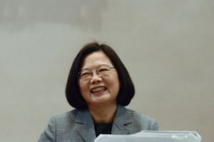Taiwan President Tsai Ing-wen was the first woman to be elected leader of the self-governed democratic island in 2016, sweeping to power amid promises to overhaul the economy and lessen Taiwan's reliance on mainland China.