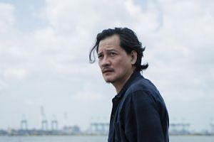 Peter Yu plays investigator Lok in award-winning drama A Land Imagined.