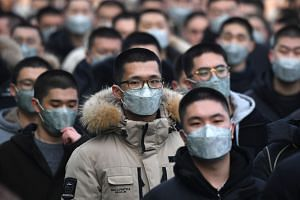 """The fine dust levels across South Korea are expected to reach """"bad"""" or """"very bad"""" levels except for some parts in Gangwon Province and Jeju Island throughout Friday (Feb 22)."""