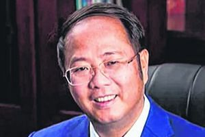 Billionaire Huang Xiangmo has been barred from re-entering Australia.