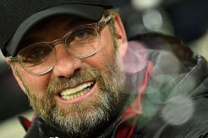 JURGEN KLOPP, Liverpool manager, on resurgent Manchester United.