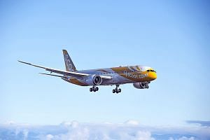 Rolls-Royce's replacement commitment will affect 15 of Scoot's 18 B-787s that are fitted with the Trent 1000