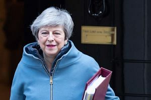 British Prime Minister Theresa May said there would be no so-called meaningful vote on the deal this week because her team had further meetings in Brussels to secure the kind of changes lawmakers say they need to pass it.