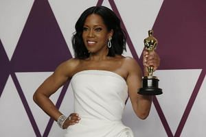 It is the first Oscar for Regina King, 48, who began her career in Hollywood more than three decades ago.