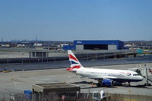 A spokesperson for British Airways apologised for the disruption and said ground transport was arranged to take passengers to their final destination.