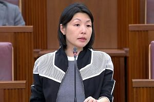 MP Cheryl Chan proposed looking into the option of a wealth and inheritance tax for ultra-high net worth individuals, or the top 1 to 2 per cent of society.