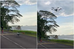 ST Engineering will test its DroNet technology, which uses unmanned devices such as drones to carry out specific tasks.