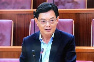 Finance Minister Heng Swee Keat said the increase is necessary in the light of needs in healthcare and other areas.
