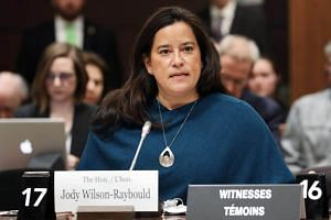 Ms Jody Wilson-Raybould said that she had confronted Mr Trudeau over what she called inappropriate pressure to help construction firm SNC-Lavalin Group Inc evade a corruption trial on charges of bribing Libyan officials.