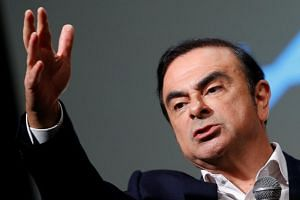 Ex-Nissan chairman Carlos Ghosn was arrested in November over alleged financial misconduct and remains in detention in a Tokyo jail.