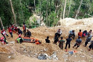 Some 19 miners had been plucked to safety since the accident on Feb 26, 2019, and rescuers are communicating with some still buried, raising hopes for more survivors.