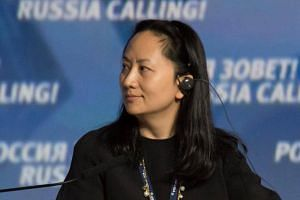 Police arrested Huawei's chief financial officer Meng Wanzhou in Vancouver in December at Washington's request.