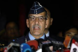 India's Air Vice-Marshal R.G.K. Kapoor said at a joint briefing by India's armed forces that