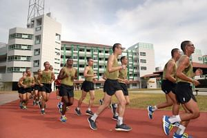 Senior Minister of State for Defence Maliki Osman said all recruits going through basic military training will have to attend an information literacy workshop.