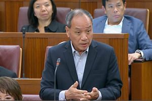 Speaking on soft-power diplomacy, veteran opposition MP Low Thia Khiang gave three suggestions for implementing what he called a