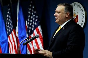 US Secretary of State Mike Pompeo said that American companies operate with the highest standards of transparency and adherence to the rule of law.