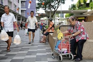 Singapore provides proper housing for our poor, destitute and disadvantaged, says the writer.