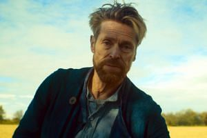 "Willem Dafoe says learning the craft was the only way to truly ""inhabit"" Van Gogh and understand the ""physical act of painting""."