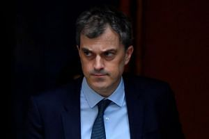 Julian Smith is the man charged with trying to rustle up enough support for her divorce package from the European Union.