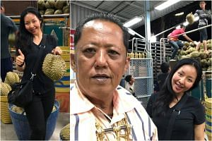 Mr Arnon Rodthong posted on social media that he was looking for a husband for his daughter Karnsita Rodthong, along with a prize of 10 million baht (S$425,000) and inheritance of his durian business.
