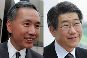 Real estate barons Robert (left) and Philip Ng are joint 112th on Forbes' billionaire list, coming up tops among their countrymen for the 10th year running.