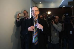 Gerald Butts had resigned as Canadian Prime Minister Justin Trudeau's principal private secretary on Feb 18, 2019.