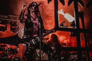 IMDA had earlier allowed the Watain Live In Singapore concert with a rating of Restricted 18 (R18).