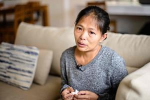 The domestic worker, named as Baby Jane Allas on her GoGetFunding page, was diagnosed with stage three cervical cancer in the middle of February and was shortly afterwards fired by her employer in Hong Kong, according to the fund-raising page.