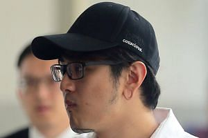 Daryl Tay, 28, was sentenced to five years and six months' jail for his act of mischief and other drug-related offences.