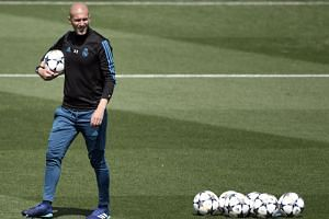 Zinedine Zidane has been named as the new coach to be incorporated immediately for the rest of the season and the next three, until June 30, 2022.
