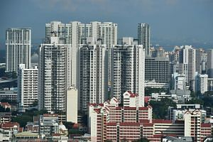 Rents for non-landed private residential properties were unchanged month on month. In the smaller HDB rental market, rents too were unchanged in February, after rising 0.2 per cent in January.