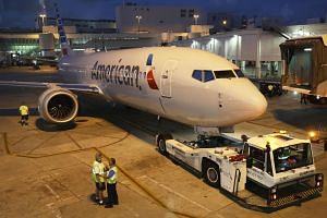 American Airlines has 24 Max 8 planes, which operate 85 flights out of its 6,700 departures per day.
