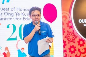 Mr Moses Lee, executive director of Down syndrome Association (Singapore), said the Independent Living and Training Centre will be officially launched on April 27 at Telok Blangah Crescent.