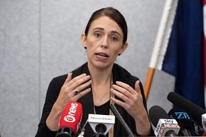 """New Zealand Prime Minister Jacinda Ardern told reporters that ministers had made """"in-principle decisions around the reform of our gun laws"""" and would make an announcement on the proposed changes before Cabinet meets again on March 25."""