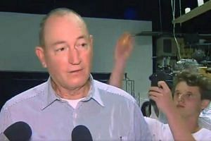 On Tuesday (March 19) morning, a GoFundMe page for Will Connolly (right), now commonly known as Egg Boy, had already surpassed its goal of raising A$50,000 (S$47,981).