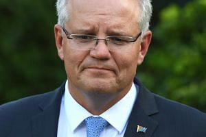 Australian Prime Minister Scott Morrison said the G-20 should discuss and work to ensure technology firms implement appropriate filtering and remove terrorist-linked content.