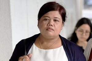 Indonesian Parti Liyani was found guilty of four counts of theft.