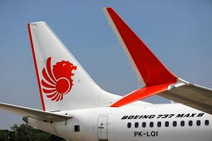 A Lion Air spokesman said all data and information had been given to investigators and declined to comment further.