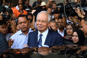 Former PM Najib Razak was charged for allegedly pocketing RM42 million that was linked to SRC International, a former subsidiary of state fund 1Malaysia Development Berhad (1MDB).