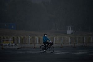 Levels of PM2.5 at 28 cities in the key pollution control region of Beijing-Tianjin-Hebei soared to an average of 108 micrograms, more than 10 times the amount recommended as safe by the World Health Organization.